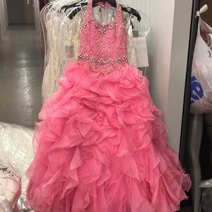 Bali Kids LR864 Pageant Dress